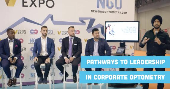 Pathways to Leadership in Corporate Optometry