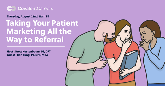 Taking Your Patient Marketing All The Way To Referral—Free Webinar