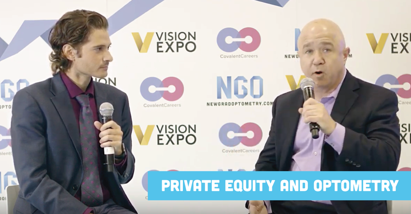 Dr. Alan Glazier Discusses Selling His Optometry Practice To Private Equity