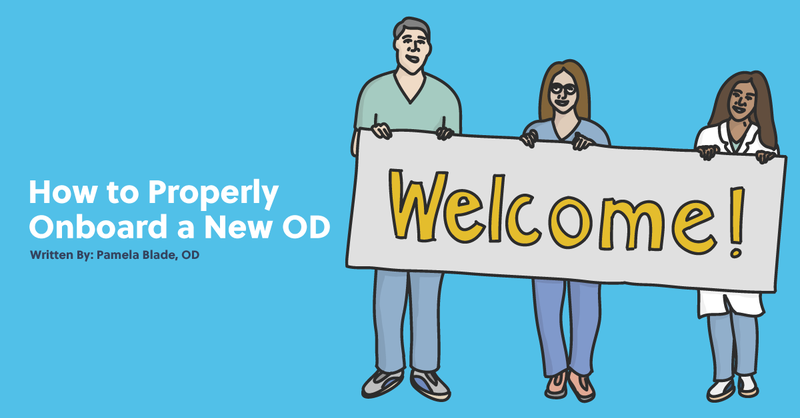 The 4 Essential Steps to Onboarding a New OD