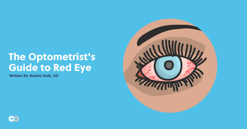 The Optometrist's Guide to Red Eye
