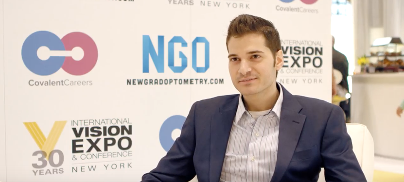 How Not To Be An Optometrist - Video Interview with Antonio Chirumbolo O.D.