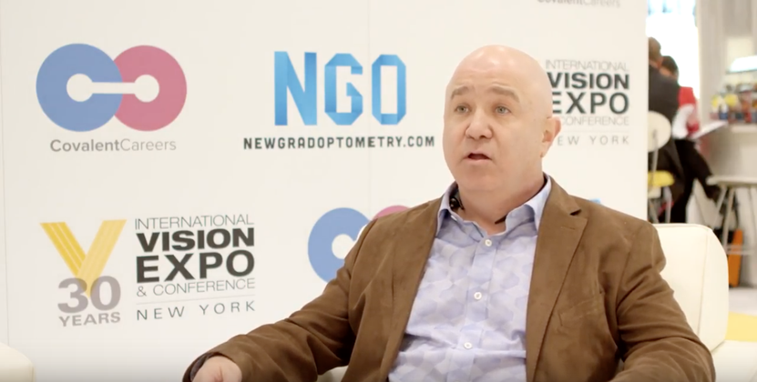 Combating Disruption In Optometry - Video Interview with Alan Glazier O.D.