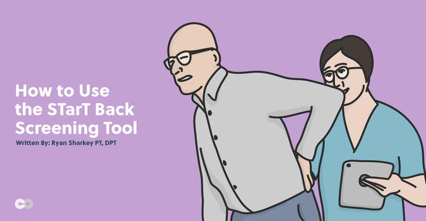 sTarT back screening tool