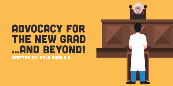 Advocacy for the New Grad…and Beyond!