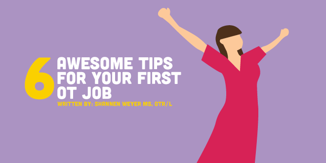 6 Awesome Tips for Your First OT Job - Plus Dominic Lloyd-Randolfi's Free Guide