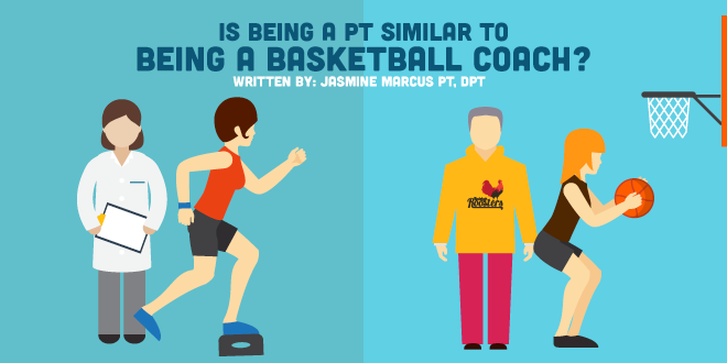 Is Being a PT Similar to Being a Basketball Coach?