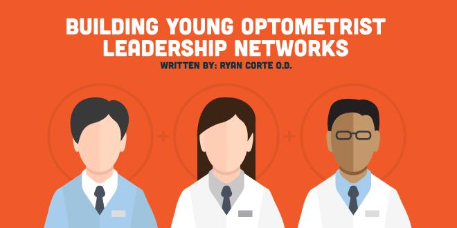 Building optometry leadership networks