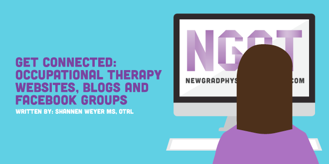 Get Connected: Occupational Therapy Websites, Blogs, and Facebook Groups