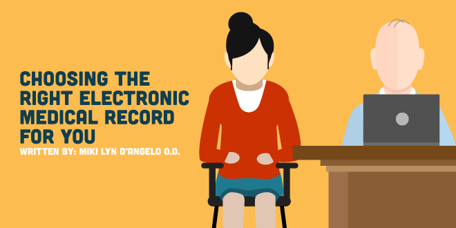 Choosing the Right Electronic Medical Record For You