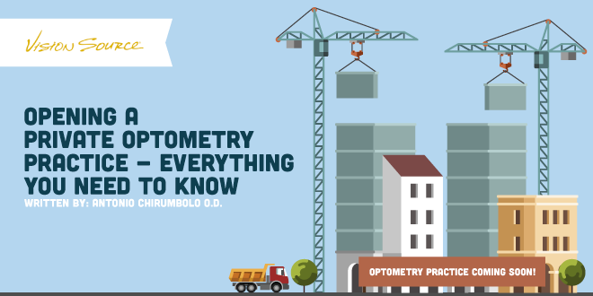 Opening a Private Optometry Practice – Everything You Need to Know