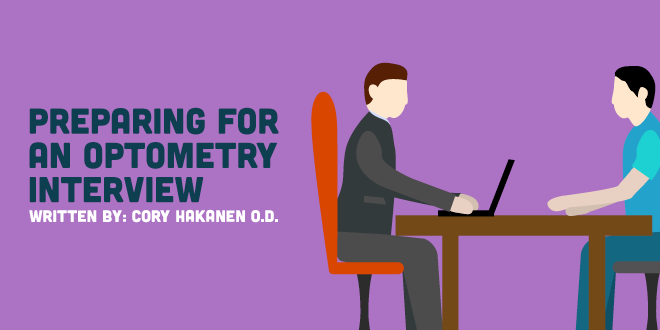 Everything You Need to Know to Prepare for an Optometry Job Interview