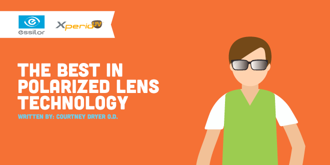 Xperio UV – The Best in Polarized Lens Technology
