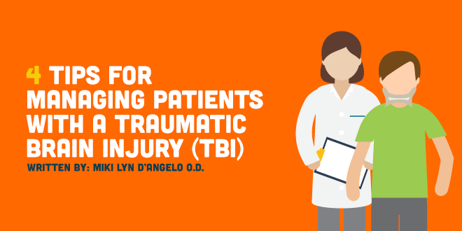 4 Tips for Managing Patients With Traumatic Brain Injury (TBI)