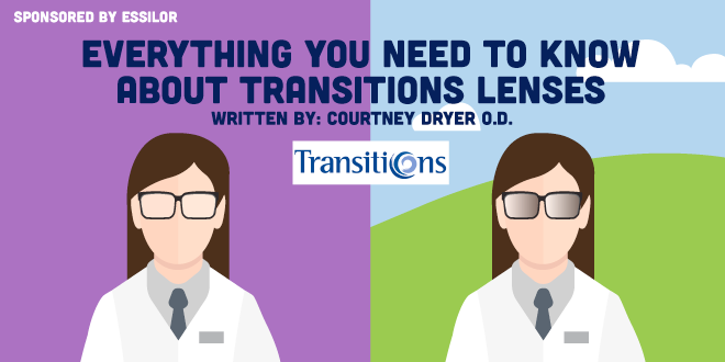 Everything You Need to Know about Transitions Lenses