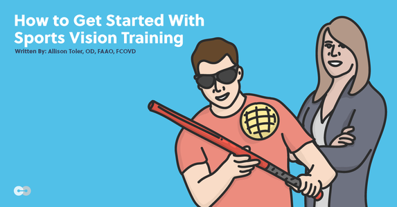 How to Get Started With Sports Vision Training