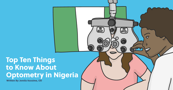 Top Ten Things to Know About Optometry in Nigeria