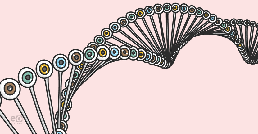 The Genetics Behind Common Corneal Dystrophies