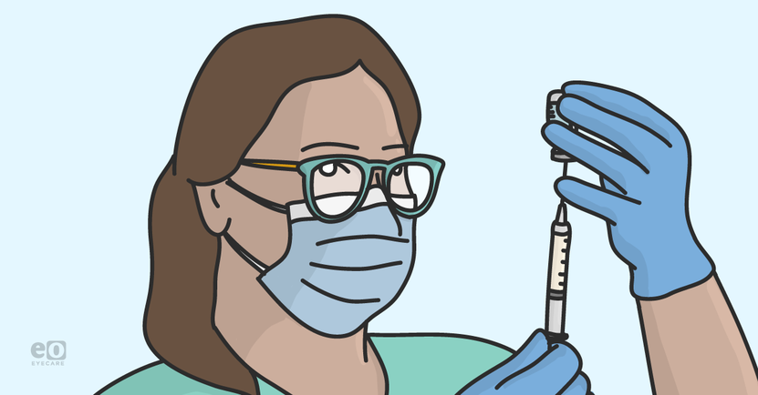 The States Where Optometrists Can Administer COVID-19 Vaccines