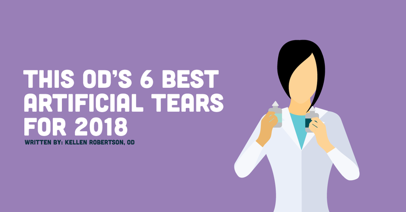 Best Artificial Tears for 2018
