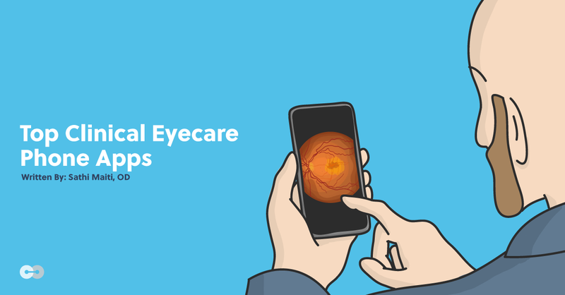 Top Clinical Eyecare Phone Apps