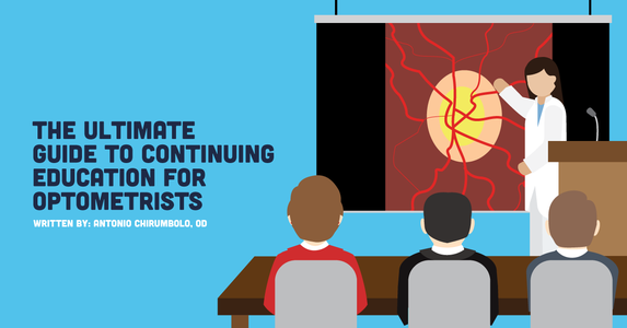 The Ultimate Guide to Continuing Education For Optometrists