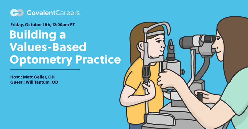 Building a Values-Based Optometry Practice — Free Webinar