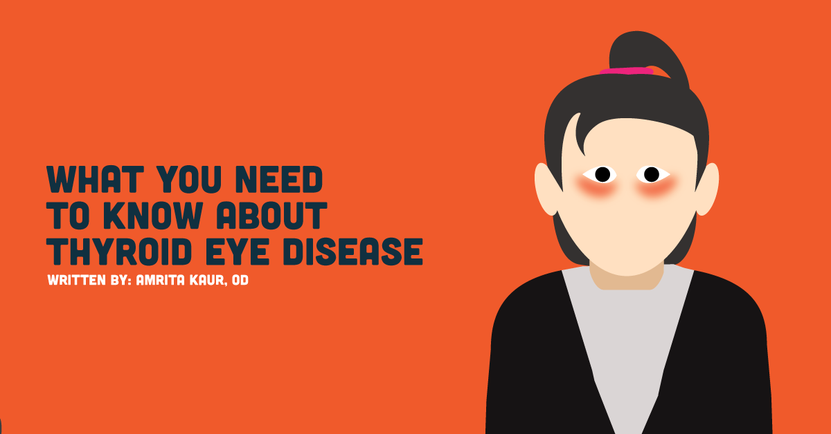 What You Need To Know About Thyroid Eye Disease