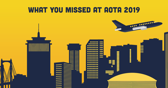 What You Missed at AOTA 2019