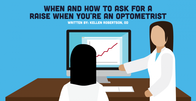 How to Ask for a Raise as an Optometrist