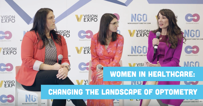 Women in Healthcare: Changing the Landscape of Optometry