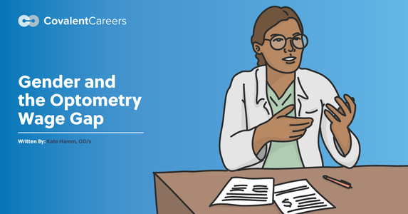 Gender and the Optometry Wage Gap