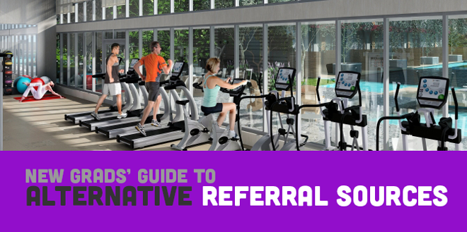 New Grads' Guide to Alternative Referral Sources
