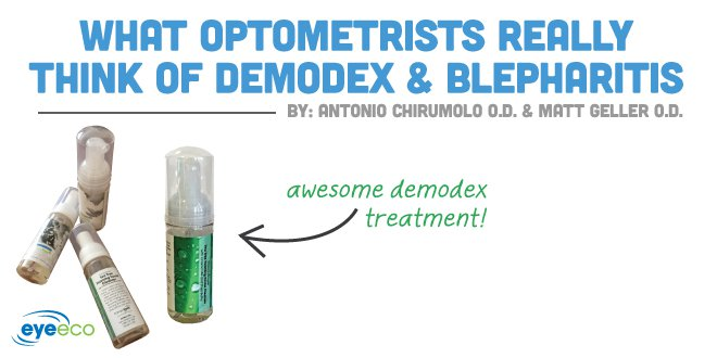 This Is What Optometrists Think About Demodex Mites