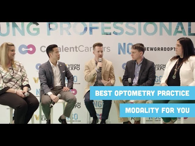 Best Optometry Practice Modality For You