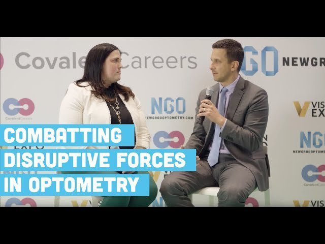 Combating Disruptive Forces in Optometry