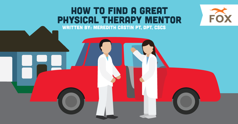 How to Find a Great Physical Therapy Mentor