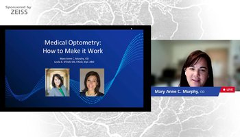 Ophthalmic Medical Education Summit: Medical Optometry - How to Make it Work