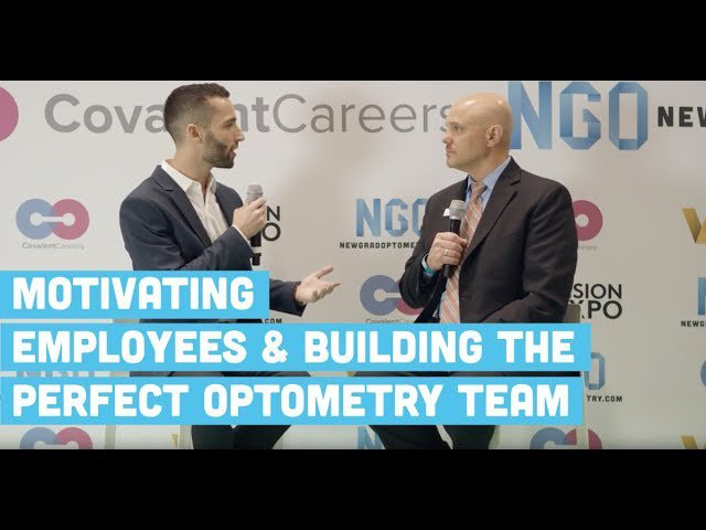 Motivating Employees and Building the Perfect Team