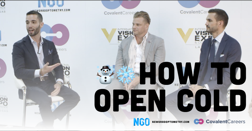 Opening an Optometry Practice Cold – The Complete Guide