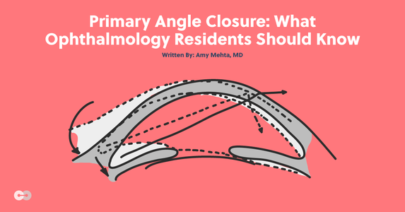 Primary Angle Closure: What Ophthalmology Residents Should Know