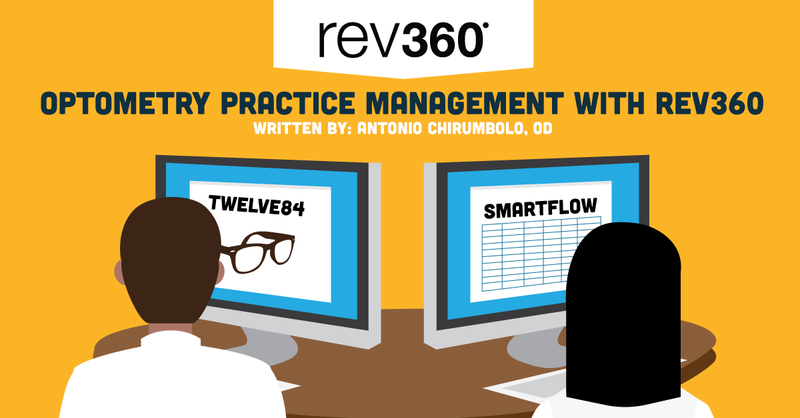 Optometry Practice Management with Rev360