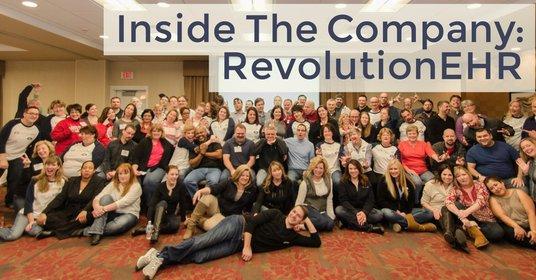 Inside The Company: RevolutionEHR