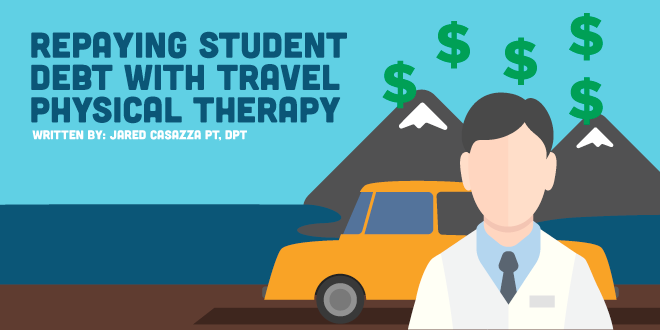 Repaying Student Debt with Travel PT