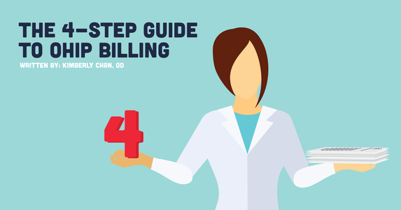 The 4-Step Guide to OHIP Billing For Ontario Optometrists