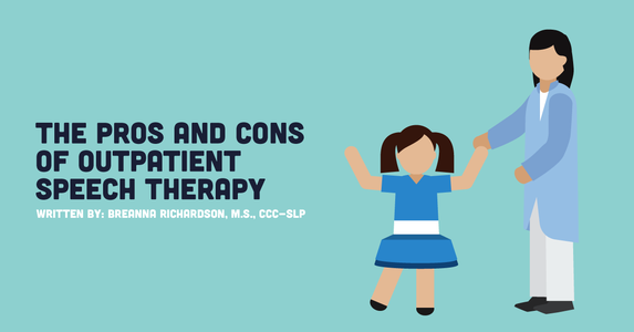 The Pros and Cons of Outpatient Speech Therapy