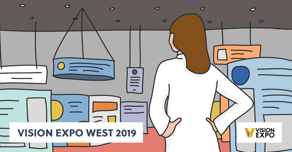 Guide to Vision Expo West 2019