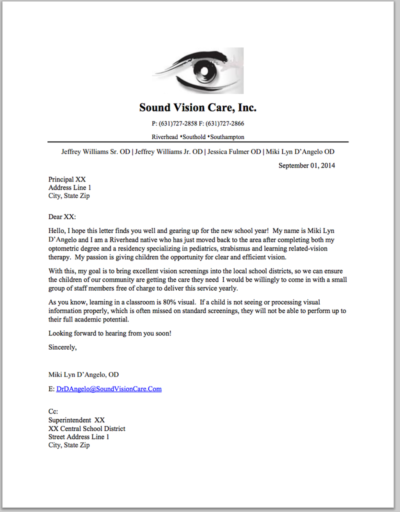 visiont-therapy-referral-letter