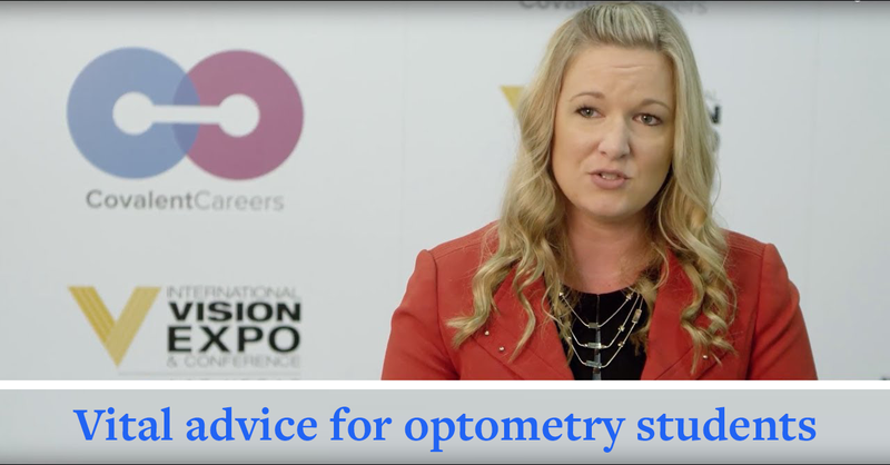 Kristin O'Brien, OD - Vital Advice for Optometry Students