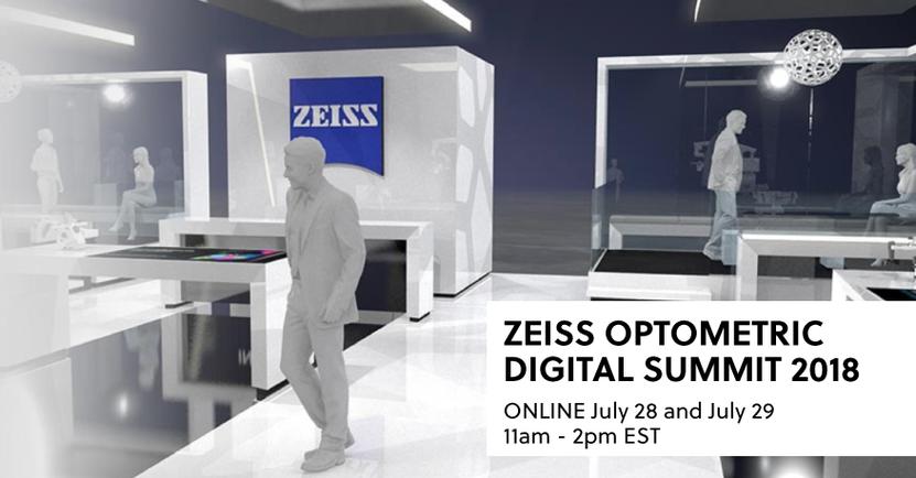 Optometric Digital Summit 2018 Virtual Tradeshow